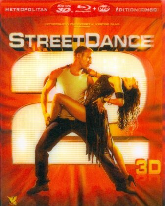 StreetDance 2 (2012) (Edizione Limitata, Blu-ray 3D (+2D) + DVD)