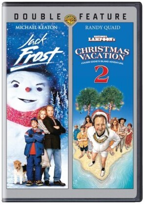 Jack Frost / National Lampoon's Christmas Vacation 2 (Double Feature, 2 DVDs)