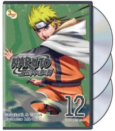 Naruto Shippuden - Set 12 (Uncut, 3 DVDs)