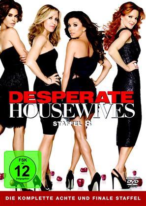 Desperate Housewives - Staffel 8 - Finale Staffel (6 DVDs)