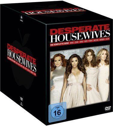 Desperate Housewives - Staffel 1 - 8 (49 DVDs)