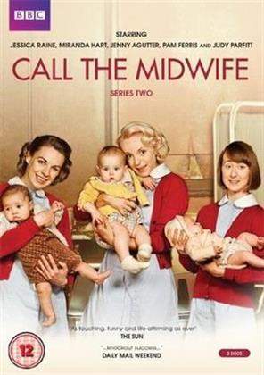 Call the midwife - Series 2 (BBC, 3 DVDs)