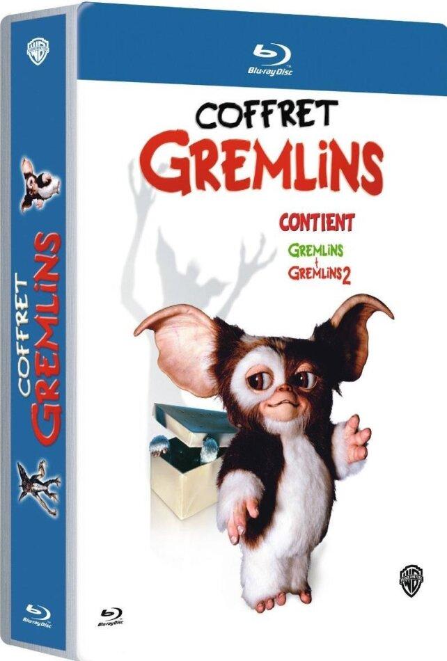 Coffret Gremlins - Gremlins / Gremlins 2 (2 Blu-rays)