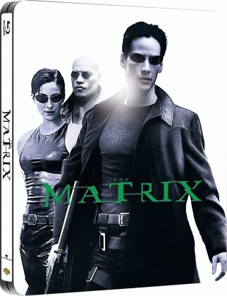 Matrix (1999) (Premium Edition, Steelbook)