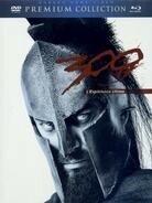 300 (2006) (Premium Edition, Blu-ray + DVD)