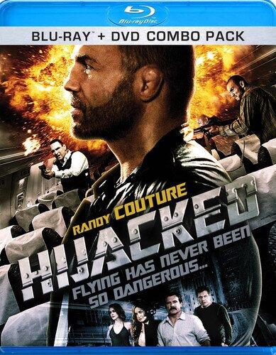 Hijacked (2012) (Blu-ray + DVD)