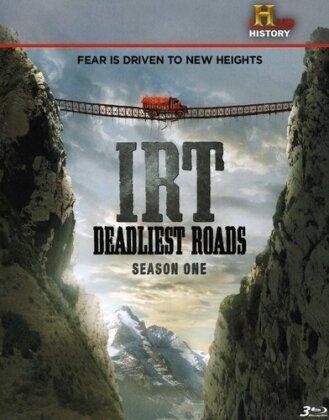 Ice Road Truckers: Deadliest Roads - Season 1 (3 Blu-rays)