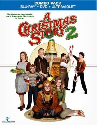 A Christmas Story 2 (2012) (Blu-ray + DVD)