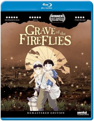 Grave of the Fireflies (1988) (Remastered)