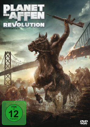 Planet der Affen: Revolution (2014)
