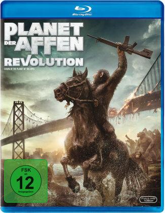 Planet der Affen: Revolution (2014)