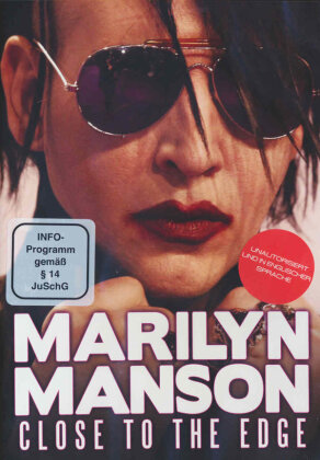 Manson Marilyn - Close to the Edge (Inofficial)