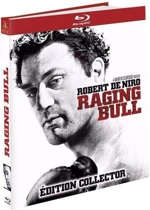 Raging Bull (1980) (s/w, Collector's Edition, 2 Blu-rays)