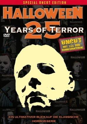 Halloween - 25 Years of Terror (Edizione Speciale, Uncut, 2 DVD)
