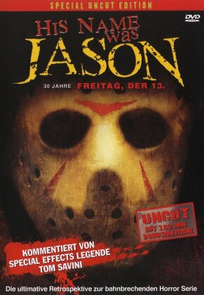 His Name was Jason (2009) (Special Edition, Uncut, 2 DVDs)