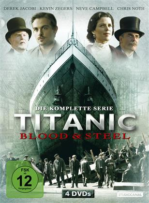 Titanic - Blood & Steel - Die komplette Serie (4 DVDs)