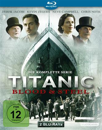 Titanic - Blood & Steel - Die komplette Serie (3 Blu-rays)