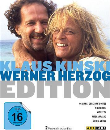 Klaus Kinski und Werner Herzog Edition (5 Blu-rays)