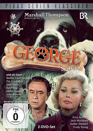George - Staffel 2 (2 DVDs)