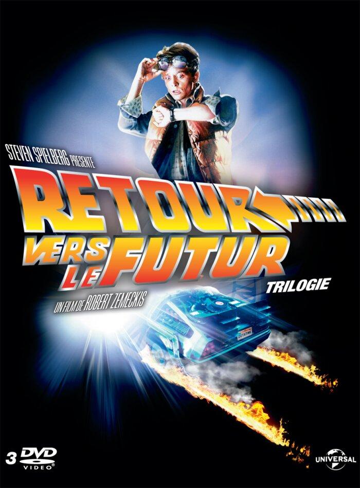 Retour vers le futur - Trilogie (3 DVDs)