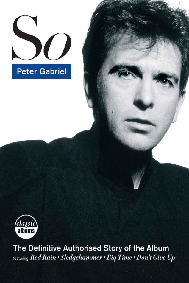 Peter Gabriel - So (Remastered)