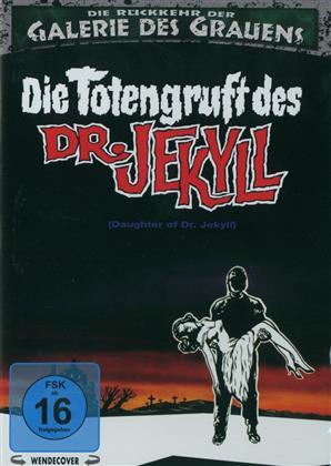 Die Totengruft des Dr. Jekyll (1957) (Die Rückkehr der Galerie des Grauens, Edizione Limitata, Uncut)