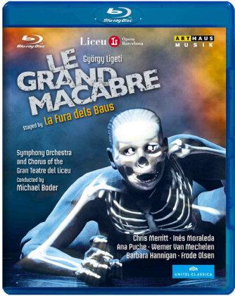 Orchestra of the Gran Teatre del Liceu, La Fura Dels Baus, … - Ligeti - Le Grand Macabre (Unitel Classica, Arthaus Musik)