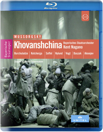 Bayerisches Staatsorchester, Kent Nagano, … - Mussorgsky - Khovanshchina (Medici Arts, Unitel Classica)