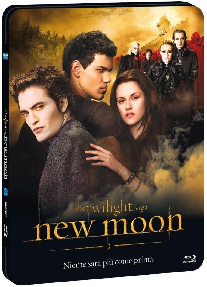 Twilight 2 - New Moon (2009) (Edizione Limitata, Steelbook)