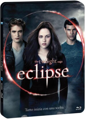 Twilight 3 - Eclipse (2010) (Edizione Limitata, Steelbook)