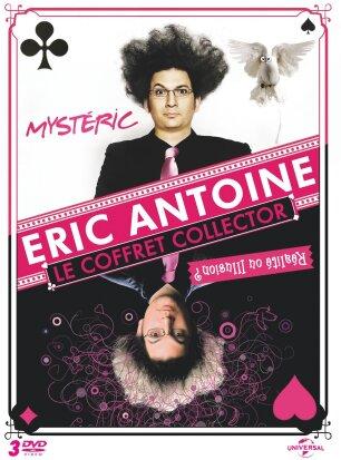 Eric Antoine - Mystéric / Réalité ou illusion ? (Box, Collector's Edition, 2 DVDs)