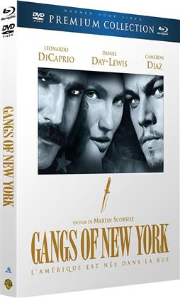 Gangs of New York (2002) (Premium Edition, Blu-ray + DVD)