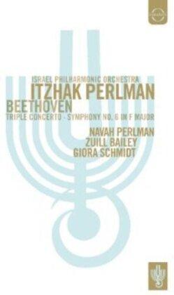 Israel Philharmonic Orchestra, … - Beethoven - Triple Concerto / Symphony No. 6 (Euro Arts)