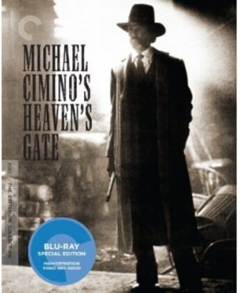 Heaven's Gate (1980) (Criterion Collection, 2 Blu-rays)
