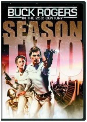 Buck Rogers in the 25th Century - Season 2 (4 DVDs)
