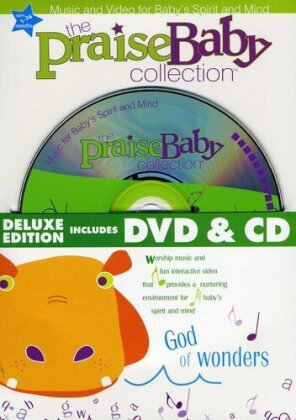 God of Wonders (Édition Deluxe, DVD + CD) - Praise Baby Collection