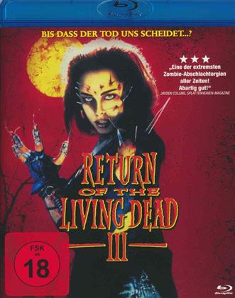 Return of the living dead 3 (1993) (Neuauflage)