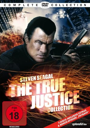 The True Justice Collection (Uncut, 7 DVDs)