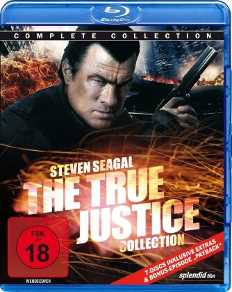 The True Justice Collection (Uncut, 7 Blu-rays)