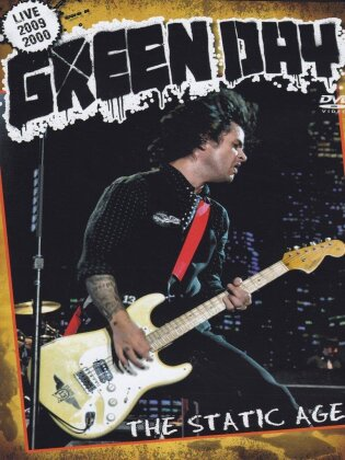 Green Day - The Static Age Live 2000 / 2009 (Inofficial)