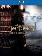 The Lord of the Rings - The Two Towers (2002) (Extended Edition, 5 Blu-rays)