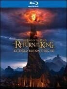 The Lord of the Rings - The Return of the King (2003) (Extended Edition, 5 Blu-rays)