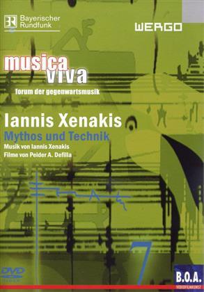 Various Artists - Musica Viva 7 - Iannis Xenakis