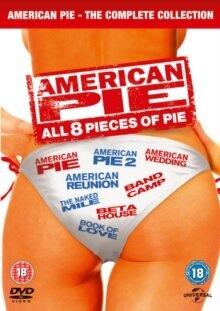 American Pie 1-8 (8 DVDs)