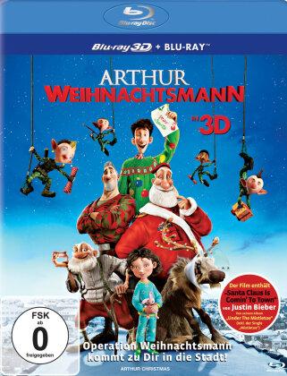 Arthur Weihnachtsmann (2011)