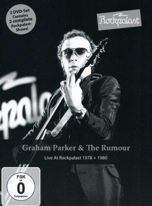 Graham Parker & The Rumour - Live at Rockpalast (2 DVDs)