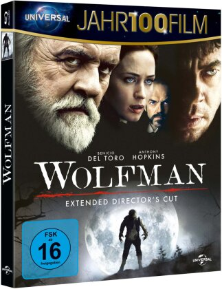 Wolfman (2009) (Jahr100Film, Director's Cut, Extended Edition)
