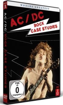 AC/DC - Worlds Greatest - Rock Case Studies (2 DVDs)