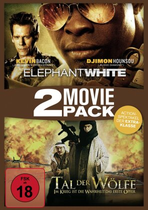 Elephant White / Tal der Wölfe - (2 Movie Pack 2 DVDs)