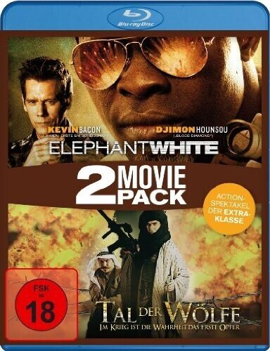Elephant White / Tal der Wölfe - (2 Movie Pack 2 Discs)